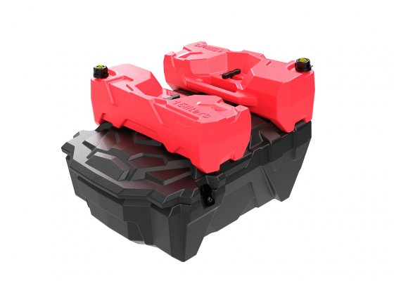 POLARIS RZR 1000 rear box