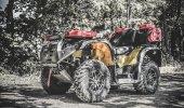ATV box Stels Leopard