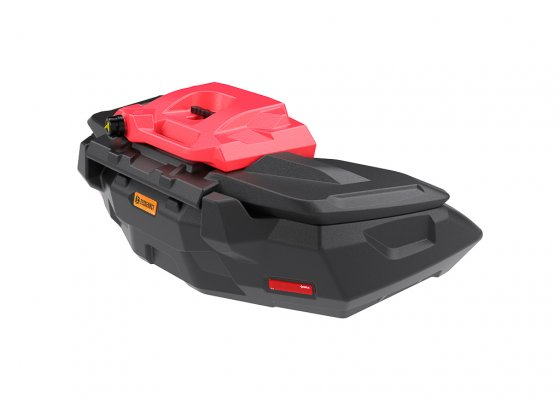 Jerry can for the ATV BRP XMR
