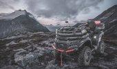 CFMOTO ATV TGB BLADE front box