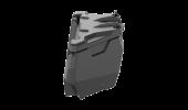 CFMOTO 850XC/X8/X10 ADDITIONAL REAR BOX