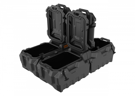 Large rear box for Can-Am TRAXTER (Defender)